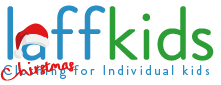 Laffkids Clothing Logo